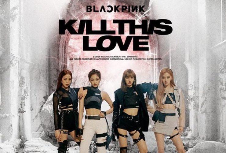 BLACKPINK(ブラピン)のKill This Loveの歌詞カナルビ