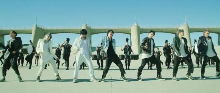 ON(BTS)の歌割りと歌詞のカナルビ