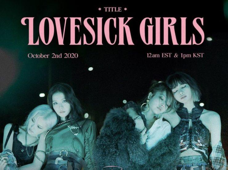Lovesick Girls(BLACKPINK)の歌割りと歌詞