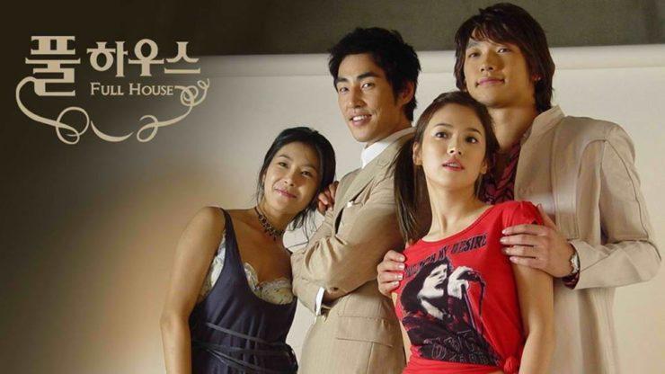 フルハウス(韓国ドラマ)の動画無料視聴方法