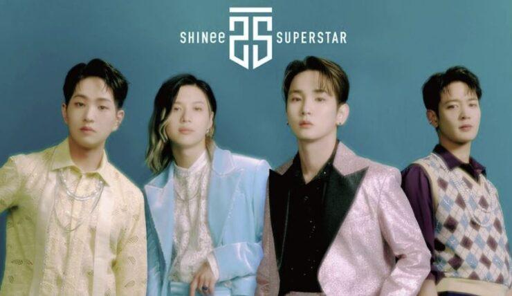 superstar(SHINee)の歌割り